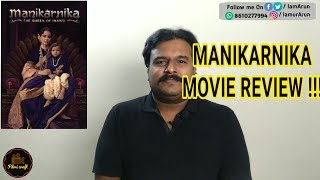 Manikarnika Review in Tamil by Filmi craft | Kangana Ranaut