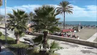 preview picture of video 'Malaga City Sightseeing, Costa Del Sol Spain, Tourist Attractions Andalusia'