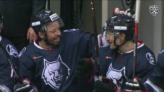 Sibir 1 Neftekhimik 2 OT, 14 October 2019