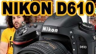 Nikon D610 Preview