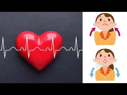 Video How to Calm a Fast Heartbeat (Tachycardia) | Natural Cures