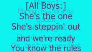 Im The One Lyrics - Cheetah Girls
