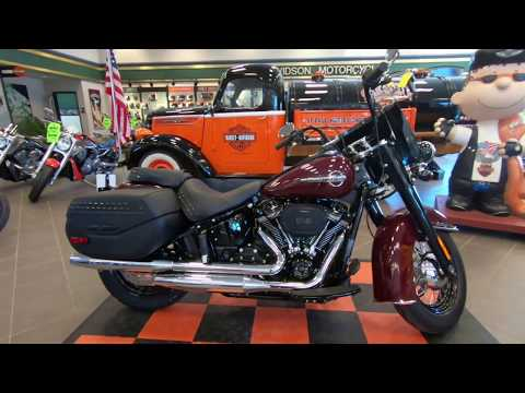 2020 Harley-Davidson Softail Heritage Classic 114 FLHCS
