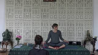 Retreat 2020 Pranayama for Mind and Body Healing with Kim