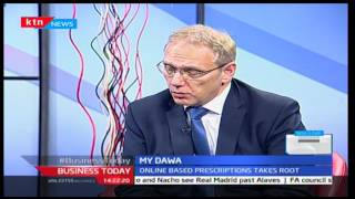 Business Today: My Dawa -provides safer and simpler ways of buying health products - 3rd April,2017