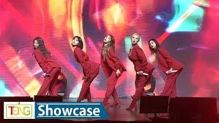 [Full ver.] EXID 'I LOVE YOU'(알러뷰) Showcase (LE, JEONGHWA, HANI, SOLJI, HYELIN, 이엑스아이디)