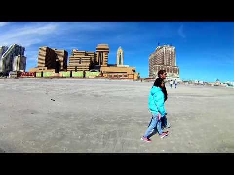 February 2017 Atlantic City Family Trip