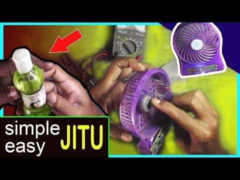 Cara Memperbaiki Kipas Elektrik Portable Part 1 How To Repair A