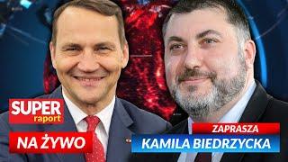 SE Radosław Sikorski i Artur Dziambor z Konfederacji [NA ŻYWO]