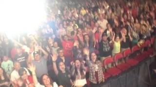 Crowd Cam - Skillet/tobyMac/LeCrae Tour 2014 Austin, TX