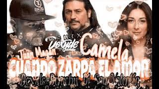 Camela - Cuando Zarpa El Amor (ft. Juan Magan) - [Dexyde Demebu Dj San Valentin Flametón Remix 2019]