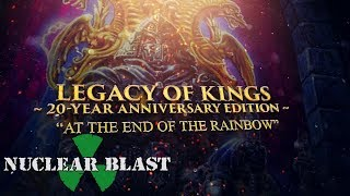 HAMMERFALL – Legacy Of Kings – 20 Year Anniversary Edition (OFFICIAL TRAILER)