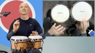 3 Cool Bongo Rhythms