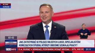 Debata prezydencka w Końskich (CAŁOŚĆ)