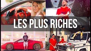 LES CANDIDATS DE TV RÉALITÉ LES PLUS RICHES 💸 LES MARSEILLAIS, LES ANGES, SECRET STORY...