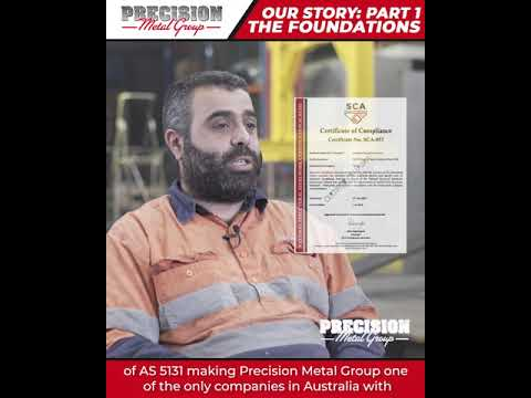 Precision Metal Group – Profile