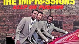 The Impressions - Somebody Help Me