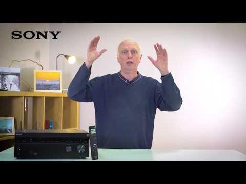 Ресивер Sony STR-DN1080 видео 1