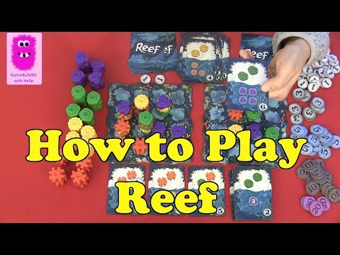 How to play - Reef