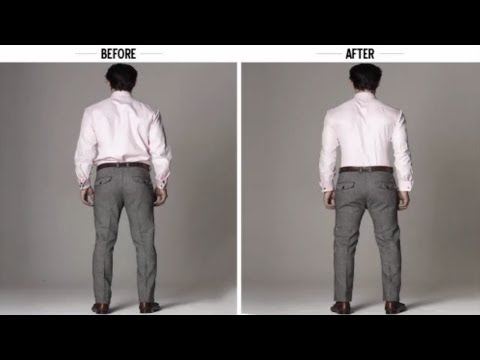 How To Tuck In A Shirt - Keep Your Shirt Tucked All Day Mp3