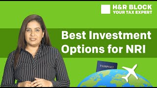 What are the best Investment Options for NRI's in India?