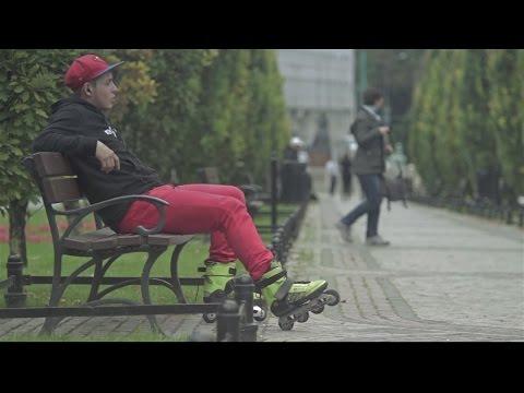 Rollerblades Freestyle - Adam Knop - K2 Skate Il Capo