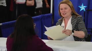 Job Seekers Attend Honolulu Star Advertiser's Hawaii Career Expo 2019