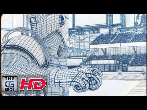 "CGI VFX Breakdowns 1080P : ""Heads-Up Display"" by Marc Dominic Rienzo"