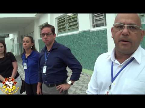 Nova empresa assume o hospital de Juquitiba e chega com uma Uti Móvel