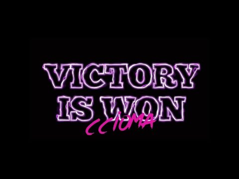 Victory is Won