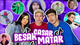BESAR, CASAR o MATAR *TIKTOK EDITION* ft DOMELIPA & NAIM DARRECHI - NO RULES