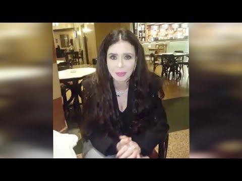العرب اليوم - شاهد: دينا تصرح بعد عودتها من