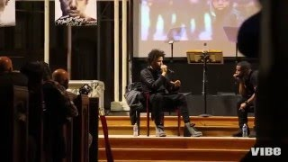 """Anika Noni Rose Performs """"Be Free,"""" J. Cole Sits Down With Ryan Coogler At #MLKNOW Event"""