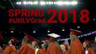#UNLVGrad Spring Commencement Recap