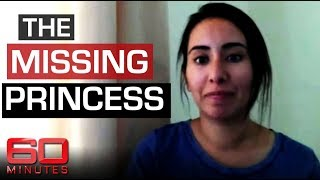 The Runaway Princess Of Dubai Part One 60 Minutes Australia