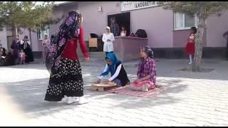 eskil kökez köyü ilköğretim 4 sınıf öğrencileri 23 nisan etkinliği