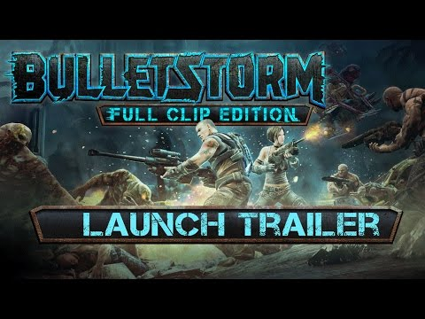 Видео № 0 из игры Bulletstorm : Full Clip Edition (Б/У) [PS4]