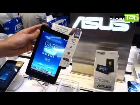 พรีวิว ASUS Fonepad 7 และ Fonepad Note 6 โดย SiamTab