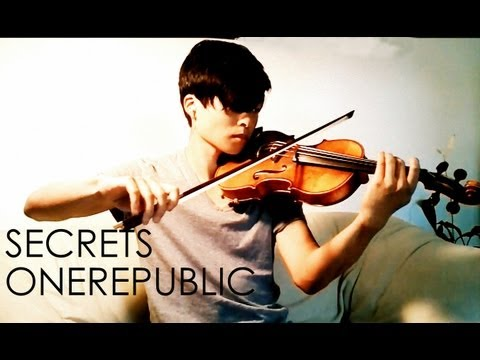 Secrets Onerepublic Free Violin Sheet Music Tabs