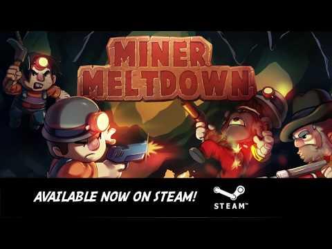 Miner Meltdown Launch Trailer thumbnail