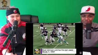 The Luckiest & Unluckiest Plays in NFL History   Reaction