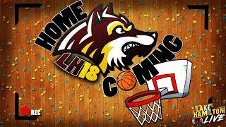 2018 Basketball Homecoming Ceremony
