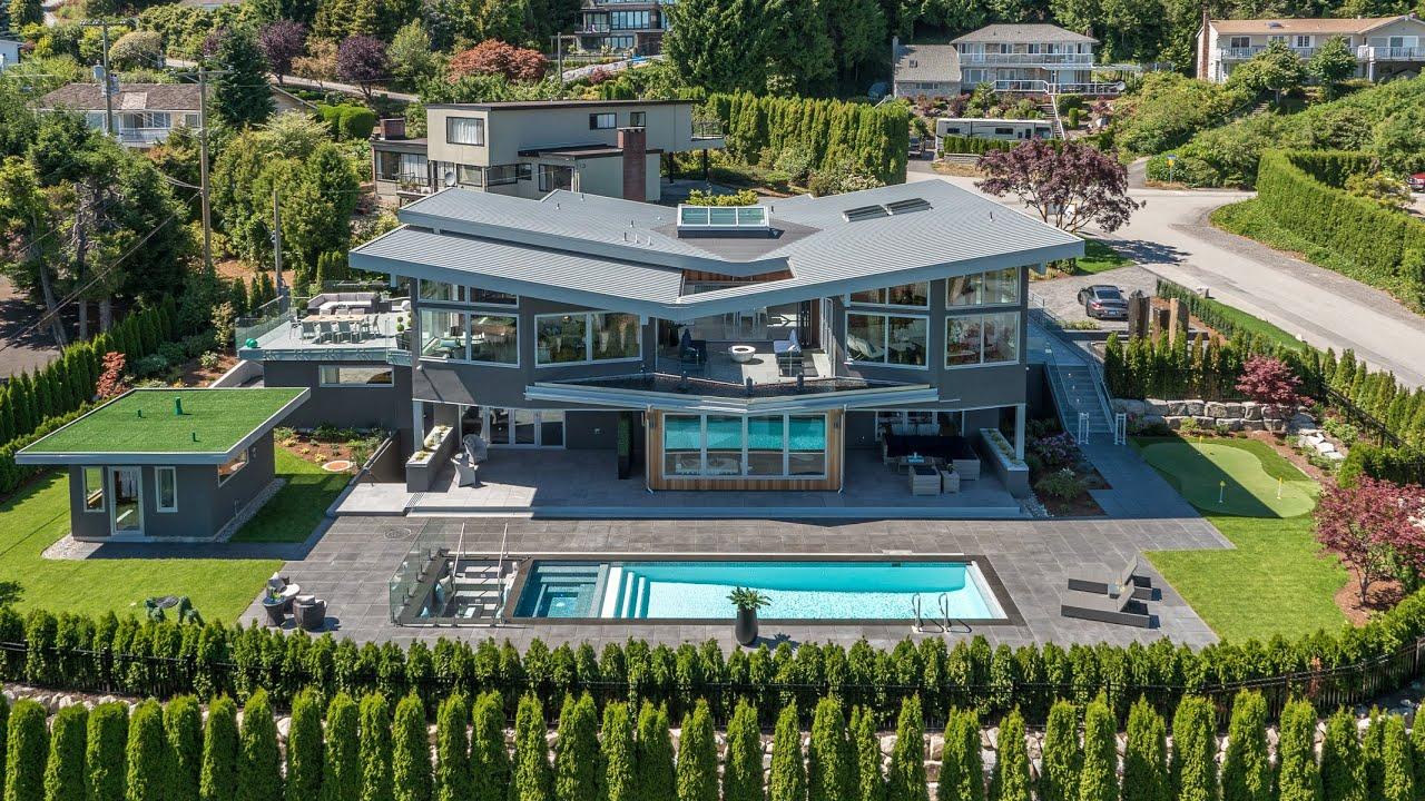 Ultra Luxury Estate Home in British Properties