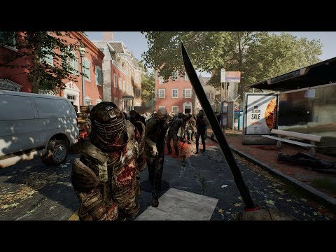 Overkill's The Walking Dead Gameplay Demo de Overkill's The Walking Dead