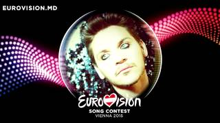 <b>Andi Fraggs</b>  One Song Eurovision Moldova 2015