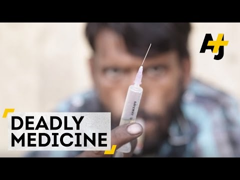 Video Deadly Medicine: Getting High On Cheap Prescription Drugs | AJ+ Docs