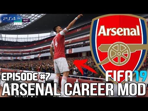FIFA 19   Карьера тренера за Арсенал [#7]   ЭТО ГЕРОЙ АРСЕНАЛА!