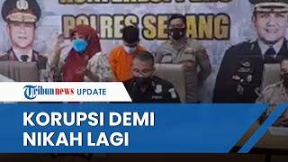Demi Nikah Lagi & Investasi Berbau Mistis, Kades Kepadean Serang Korupsi Dana Desa hingga Rp552 Juta