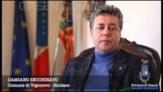 preview picture of video 'Intervista a Damiano Zecchinato sindaco di Vigonovo'