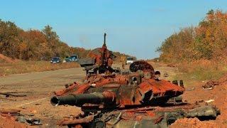 [NTU] Затишье на Бахмутской трассе.  Следы боев в ЛНР. . украина новости сегодня